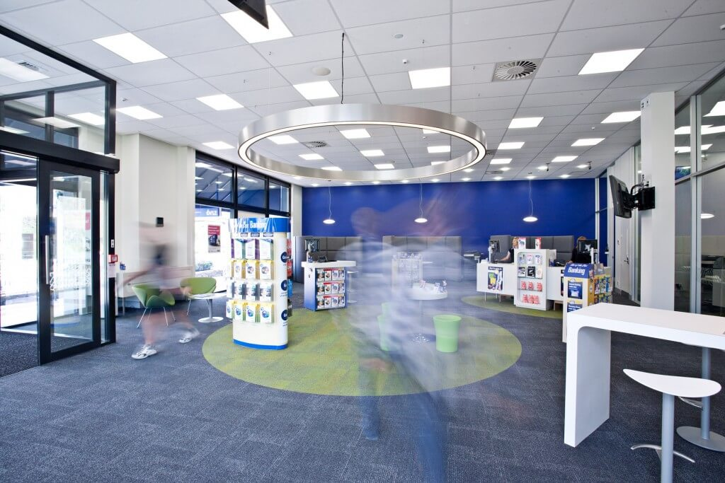 Commercial Architectural Photography,BNZ / Opus Architects, architectural photography queenstown