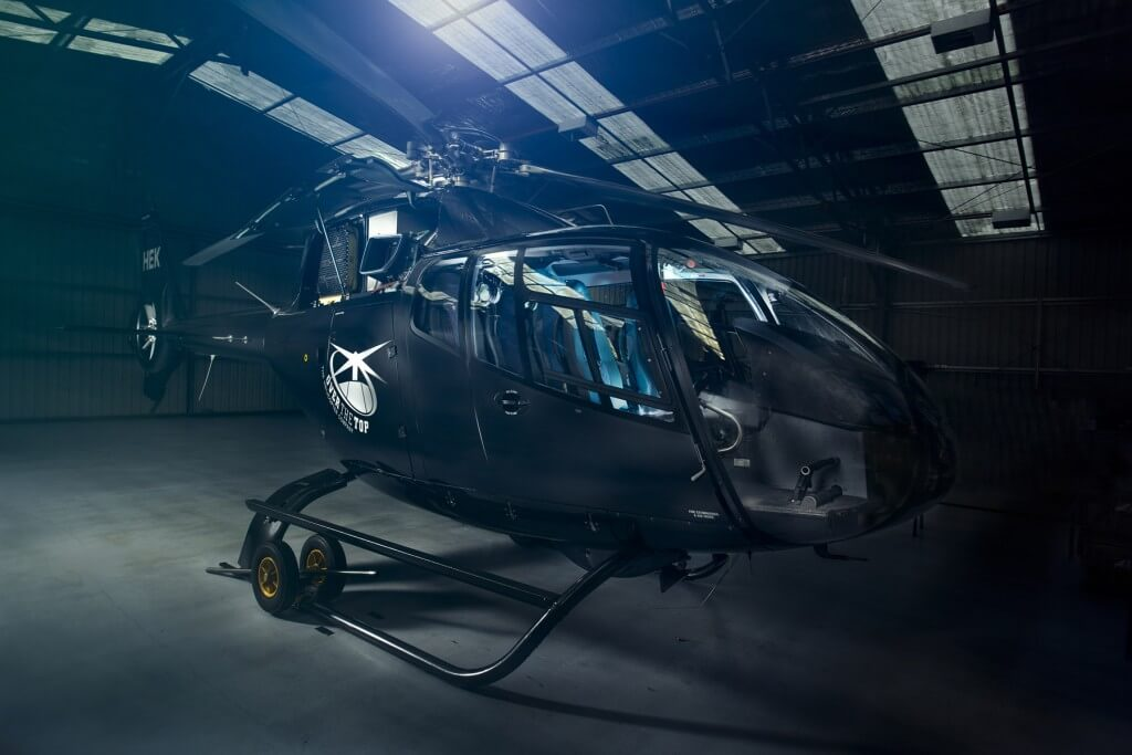 Eurocopter, over the top helicopters