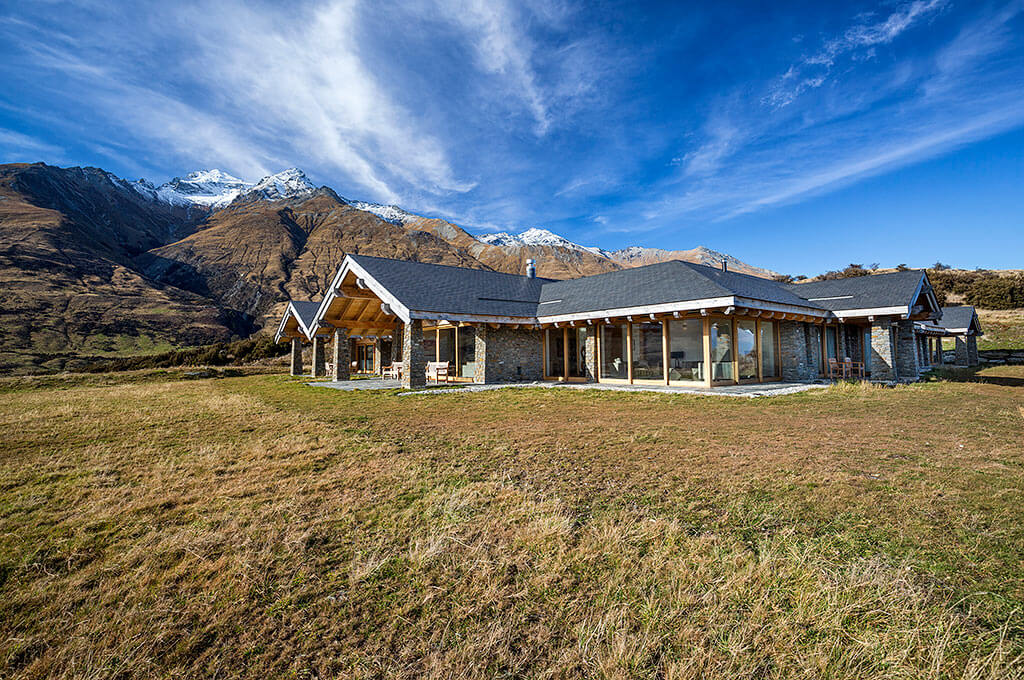 Architectural photography at Wyuna, Rcp Queenstown , Architectural Photographer