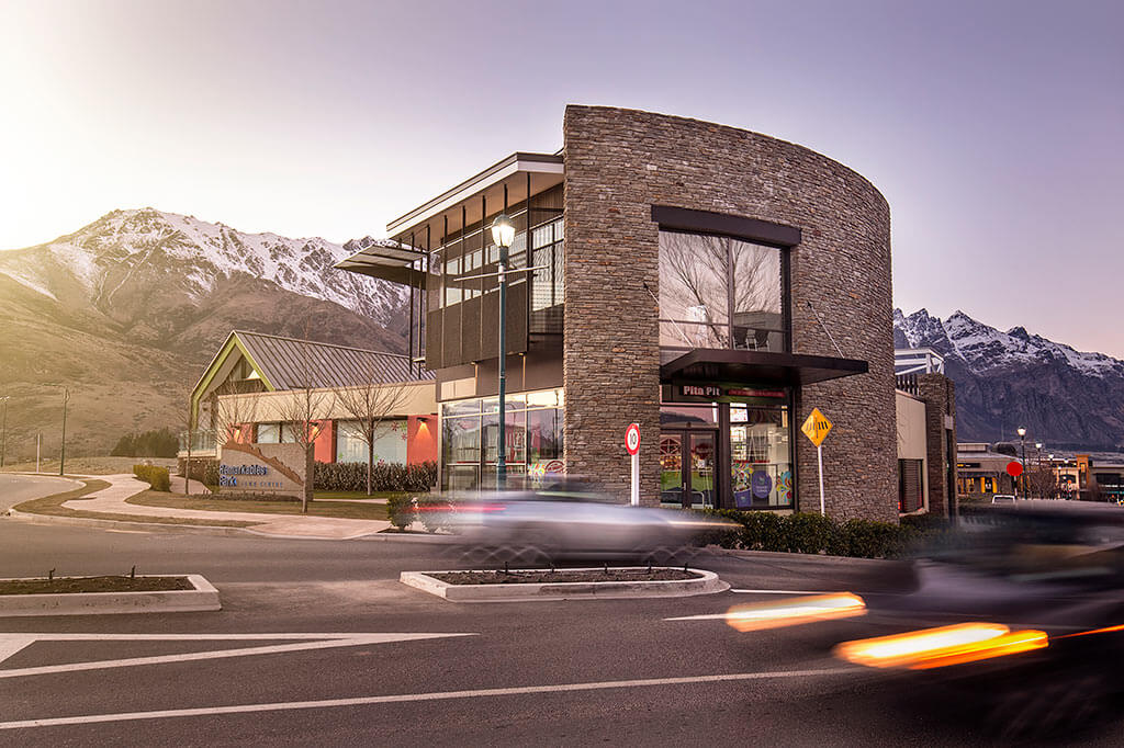 Commercial photography of Remarkables Park Queenstown, Architectural photographer Queenstown