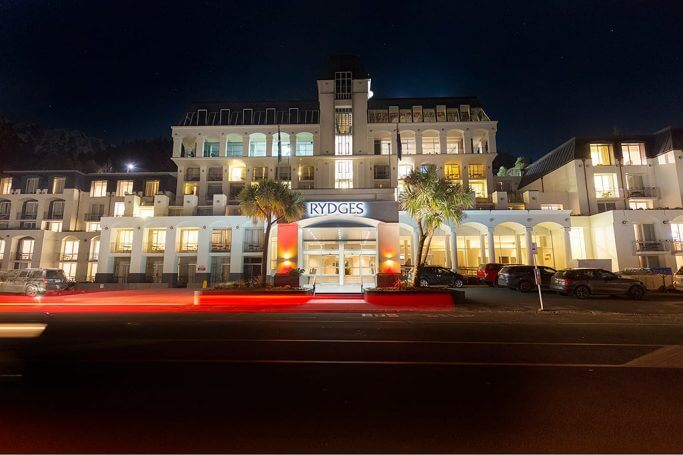 Rydges Hotel Commercial photography Queenstown